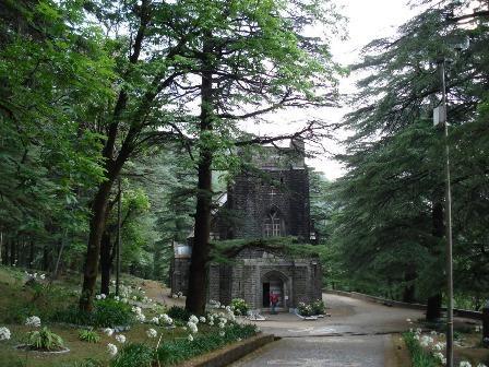 Dharamshala-St. Johns Church
